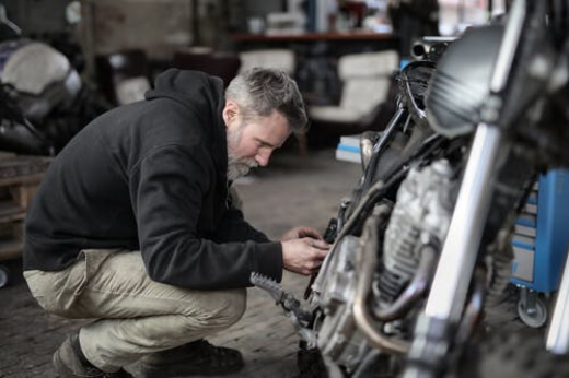 Motorcycle Safety Inspections